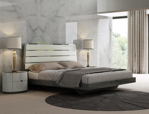 Classic Modern Bed