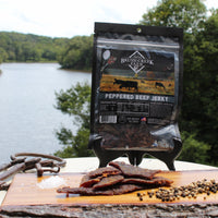 Brush Creek Farms Beef Jerky