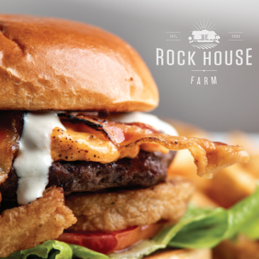 Rock House Grass-Fed Ground Beef