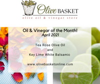 Oil & Vinegar of The Month