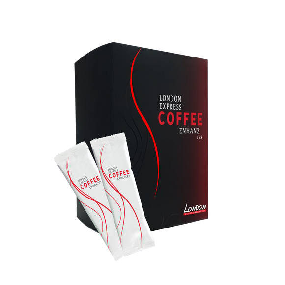 LONDON EXPRESS COFFEE ENHANZ  768 15X20GM [QE768S-0]