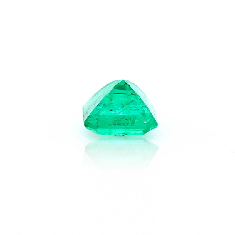 Natural Emerald Octagonal Shape 2.36ct With GIA Report