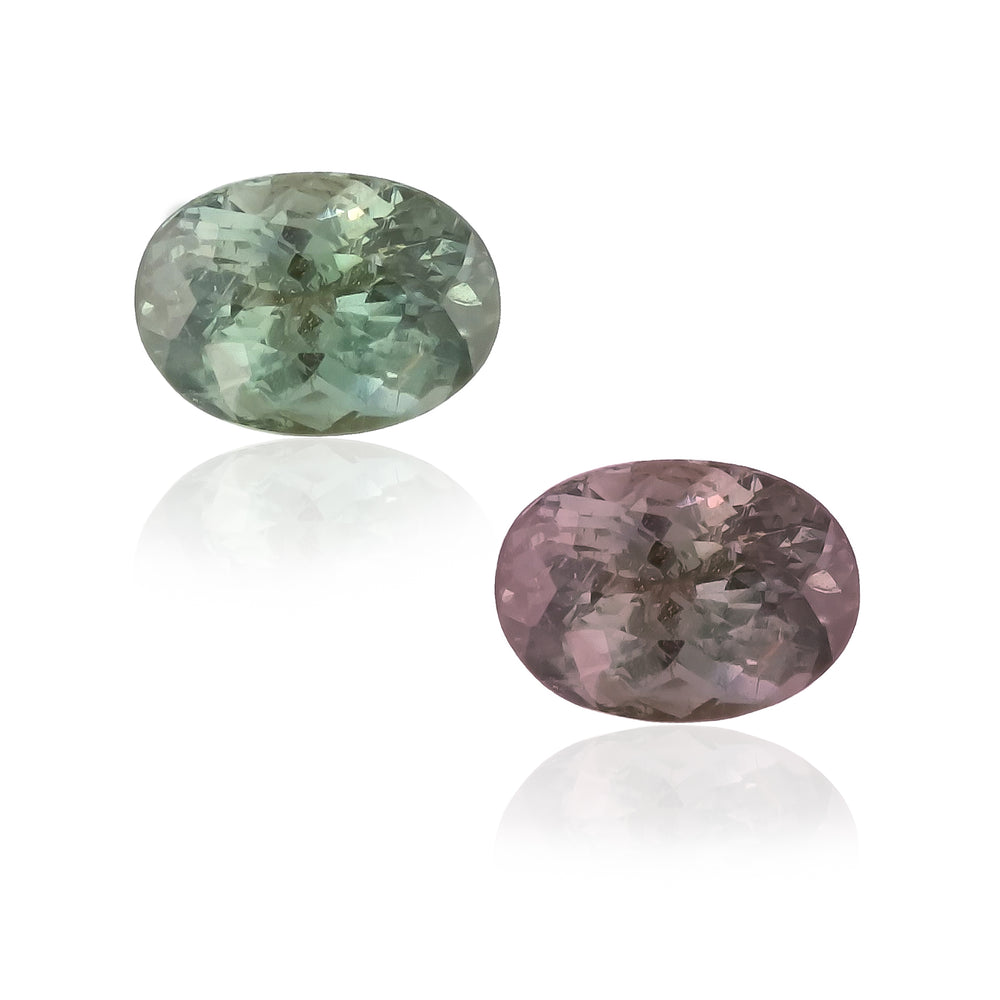 Natural Unheated Alexandrite 2.34 Carats With GIA Report