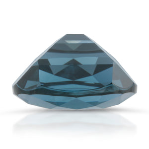Natural Unheated Blue Spinel Cushion Shape 5.87ct With GIA Report