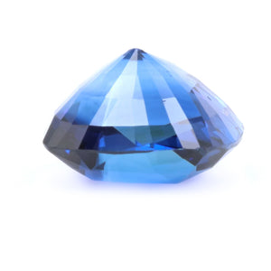 Load image into Gallery viewer, Natural Heated Blue Sapphire Cushion Shape 6.74ct With GIA Report