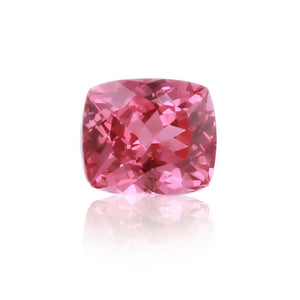 Natural Red Spinel Red Orange Color Cushion Shape 2.03ct