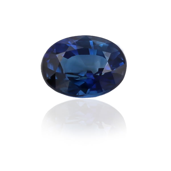 Natural Blue Sapphire 2.35 Carats With GIA Report
