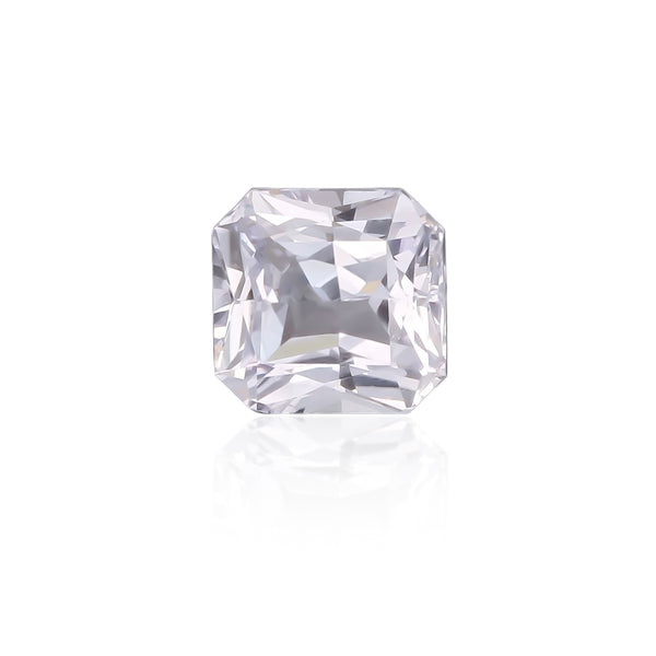Natural White Sapphire 2.66 Carats