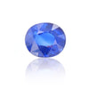 Natural Heated Blue Sapphire Oval Shape 3.27ct With GIA Report