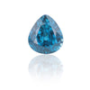 Natural Blue Zircon Pear Shape 13.49 Carats