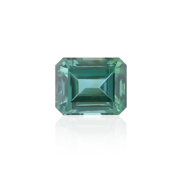 Natural Unheated Green Zoisite 2.50 Carats