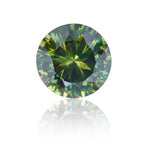 Natural Unheated Namibian Demantoid Garnet 9.86 Carats With GIA Report