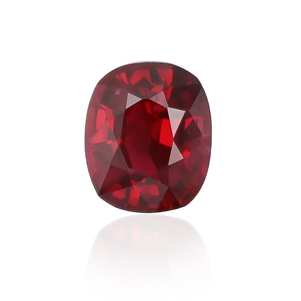 Natural Red Spinel 1.31 Carats