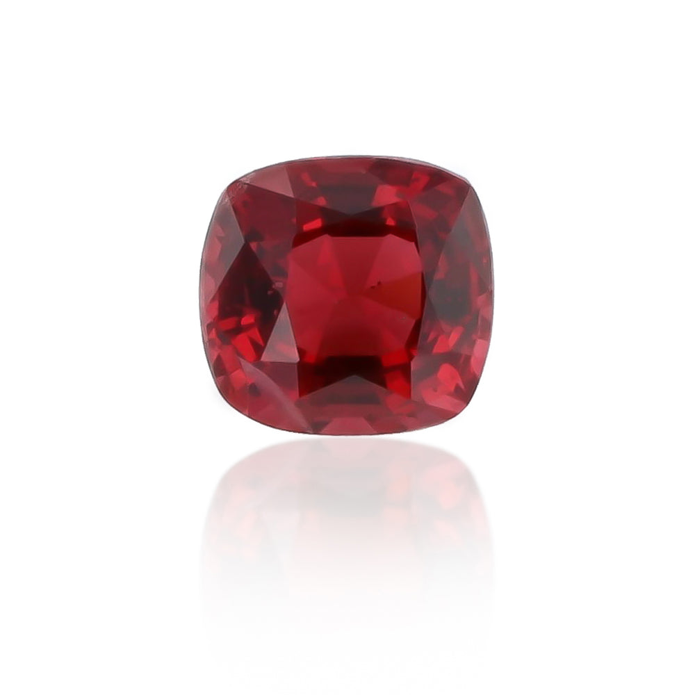 Natural Mahange Red Spinel 1.36 Carats