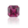 Natural Purple Garnet Square Shape 2.27 Carats