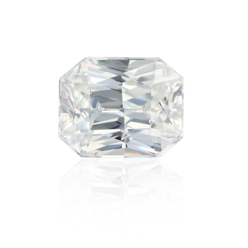 Natural White Zircon 12.82 Carats