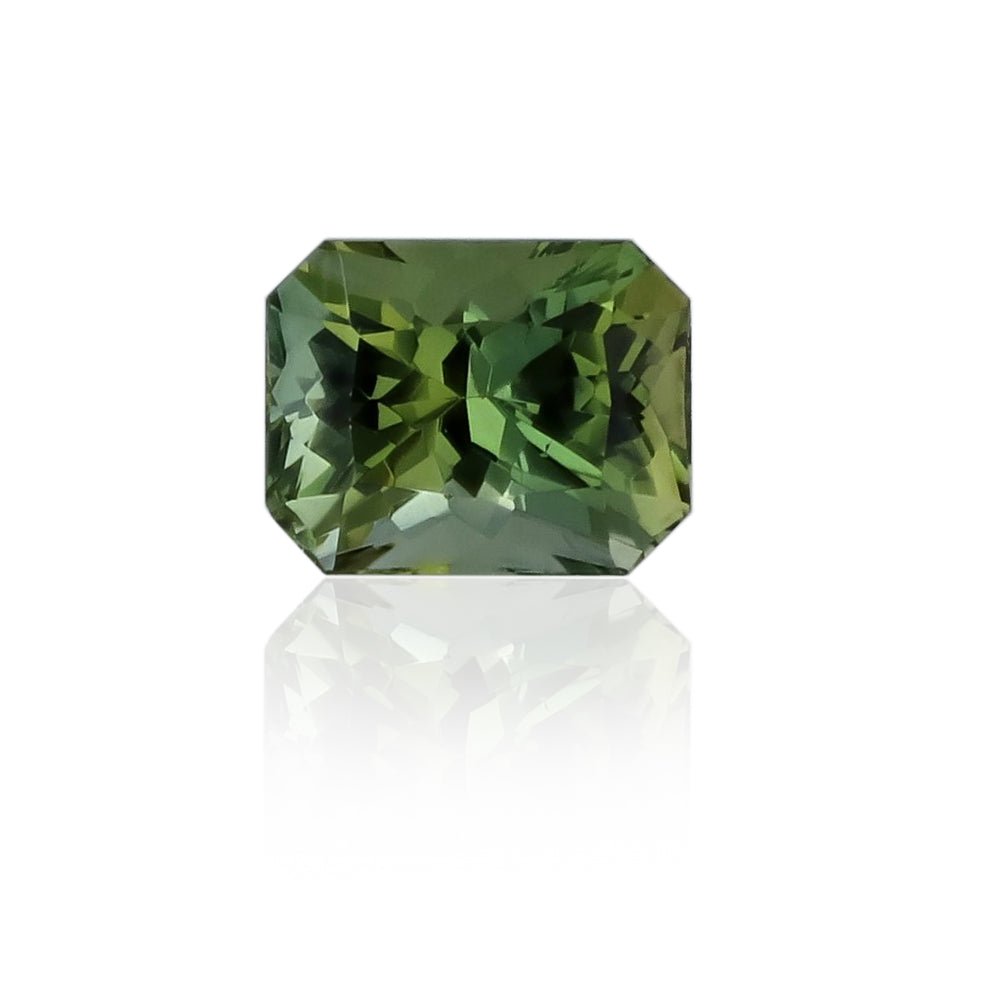 Natural Green Zoisite 1.63 Carats