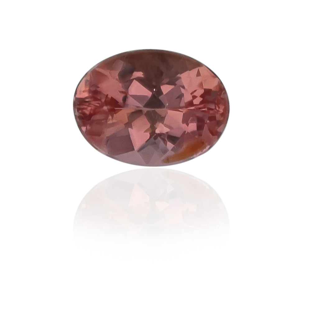 Natural Imperial Topaz 1.28 Carats