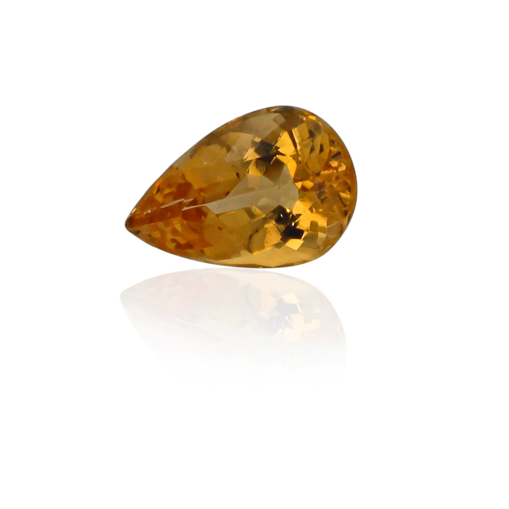 Natural Imperial Topaz 2.37 Carats