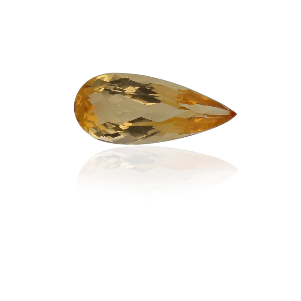 Natural Imperial Topaz 2.82 Carats