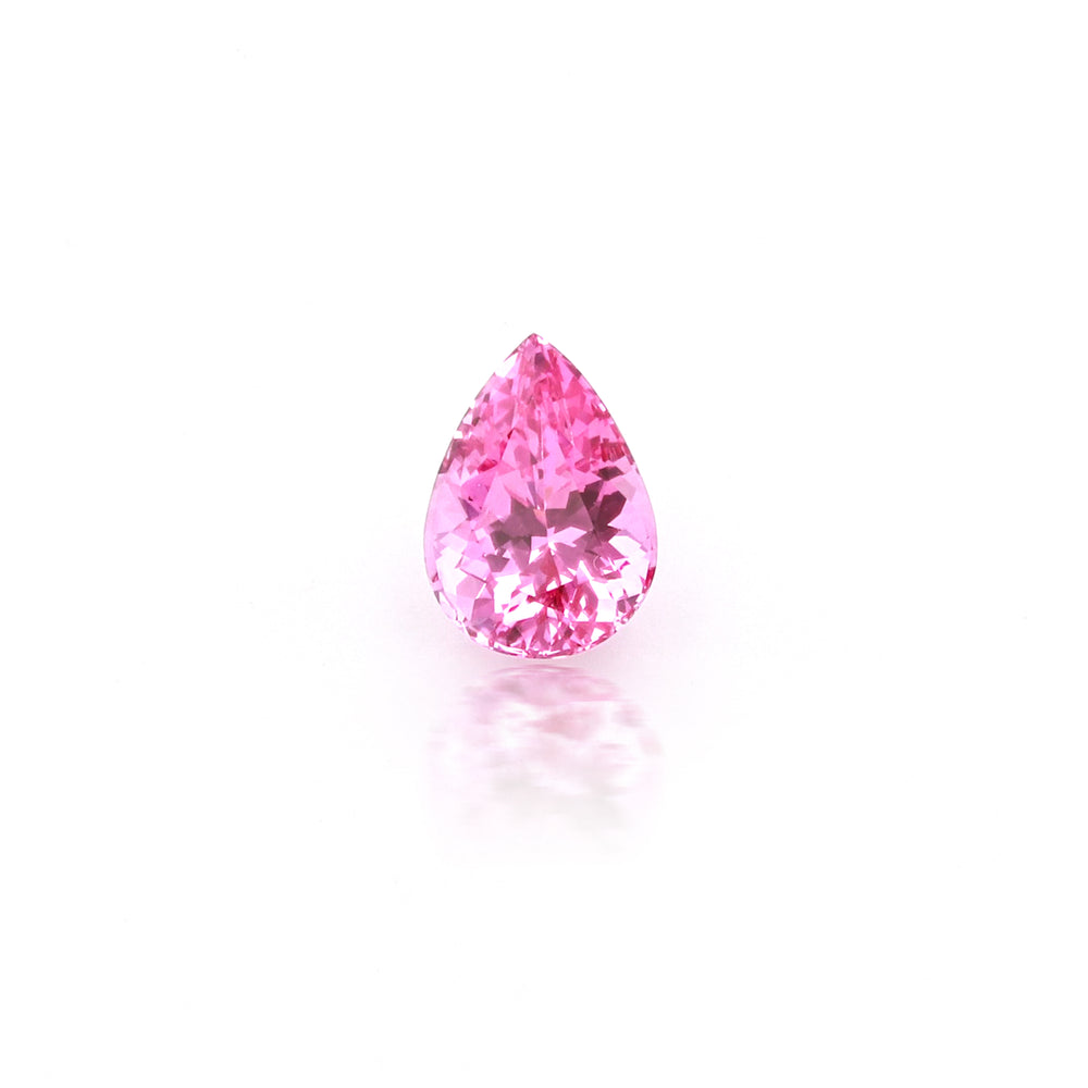 Natural Pink Spinel Pear Shape 2.02 Carats