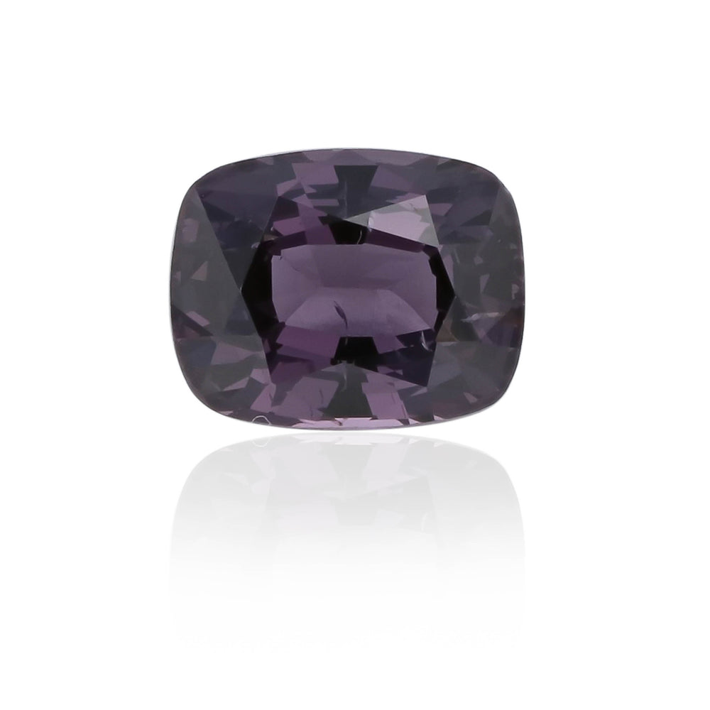 Natural Unheated Purple Spinel 3.56 Carats