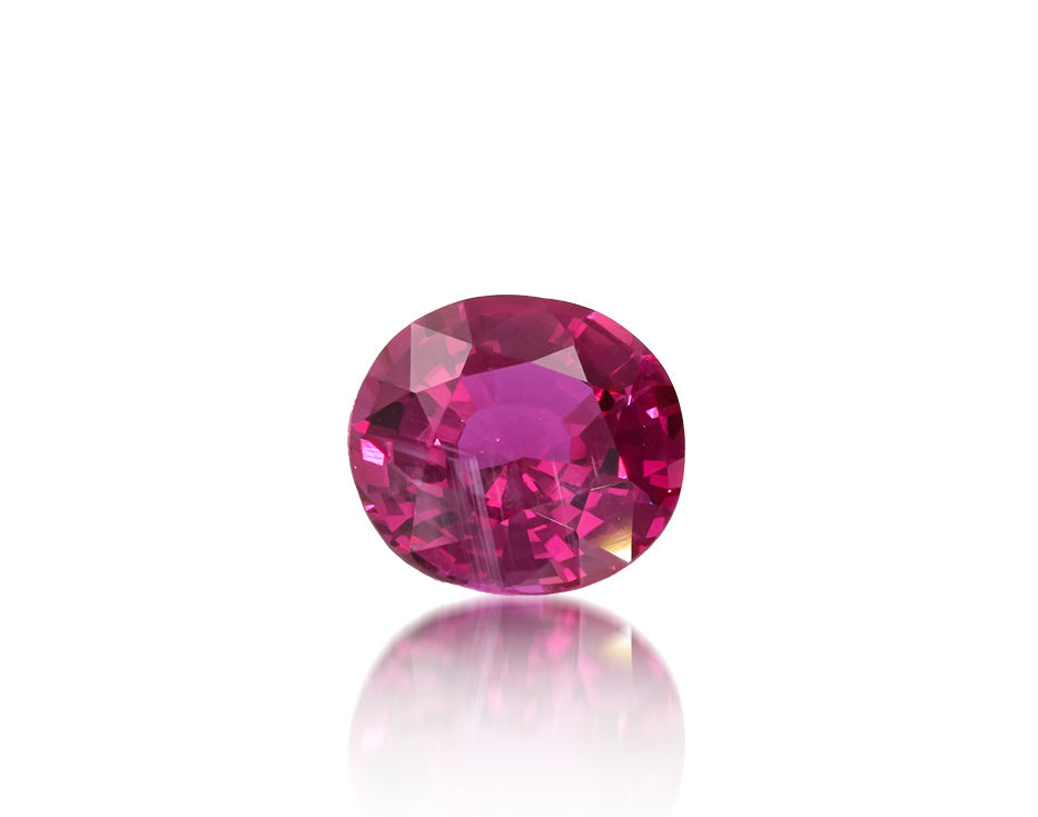 Natural Madagascar Ruby 3.53ct With GIA Report