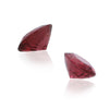 Natural Red Spinel Pair 4.37 Total Carats