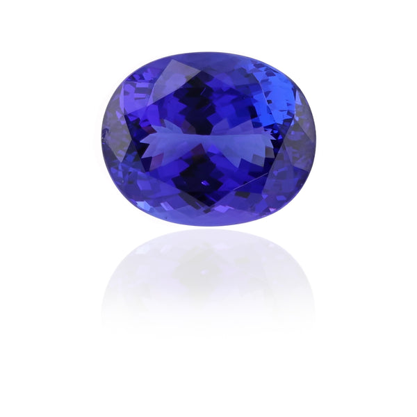 Natural Tanzanite 13.22 Carats