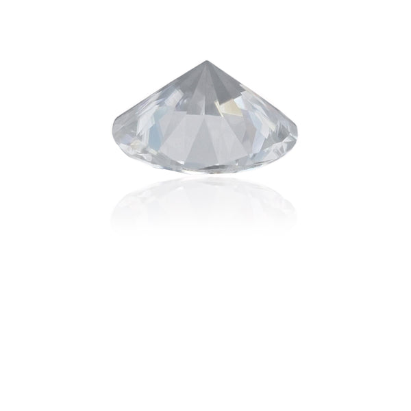 Natural White Zircon 4.35 Carats