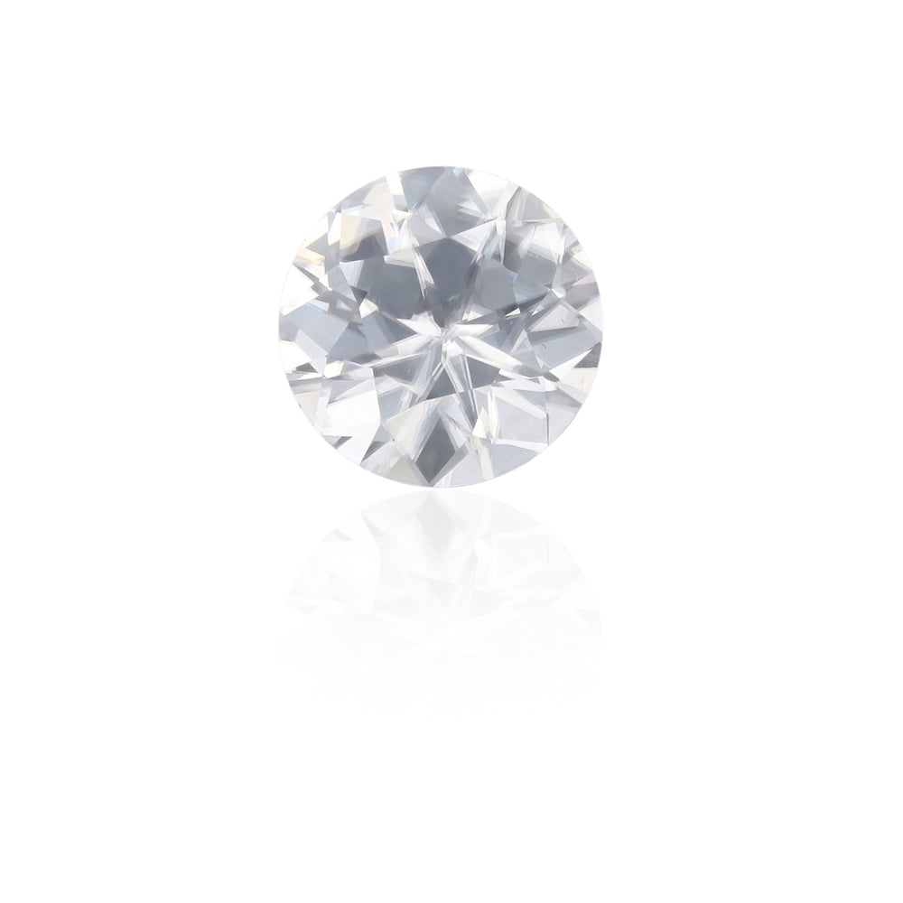 Natural White Zircon 5.53 Carat