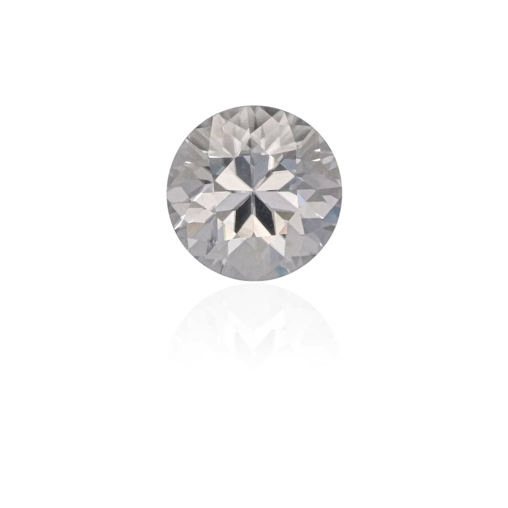 Natural White Zircon 6.13 Carat