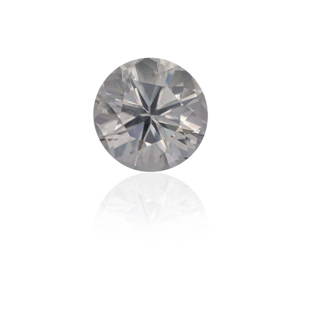 Natural White Zircon 6.39 Carat