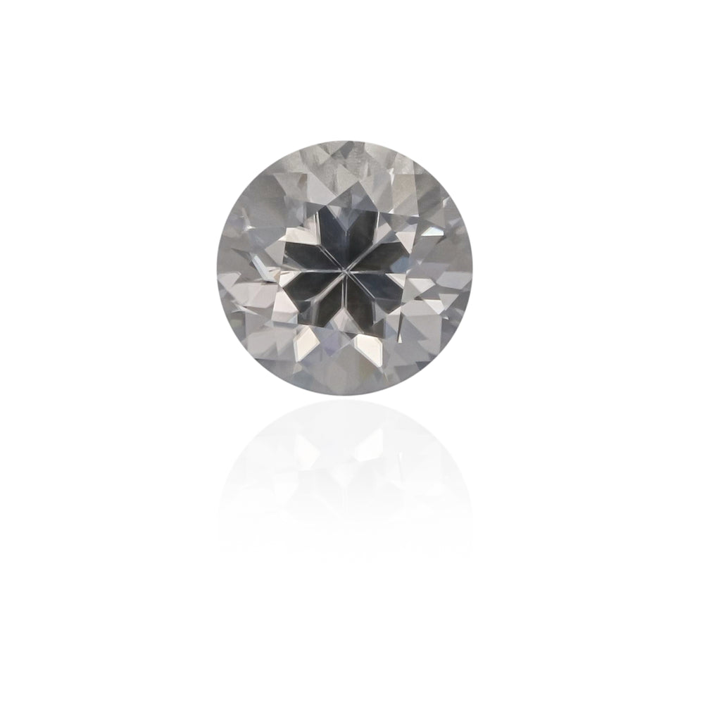 Natural White Zircon 6.66 Carat