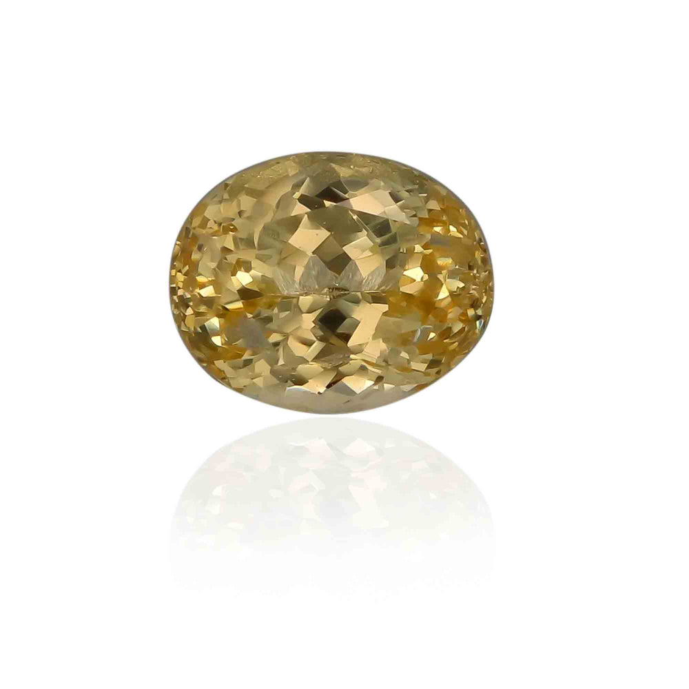 Natural Yellow Garnet 3.52 Carats