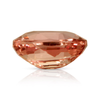 Natural Heated Padparadscha Sapphire Pinkish Orange Oval Shape 2.71ct With GRS Report
