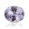 Natural Unheated Purple Zoisite Oval Shape 2.66 Carats With GIA Report