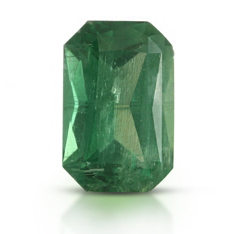 Go-Time. Natural Green Kyanite Gemstone 10.98ct With GRS Report