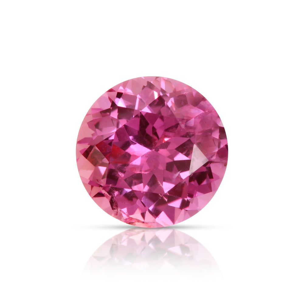 Eye-Candy. Pink Sapphire 1.74ct With GIA Report (Heated)
