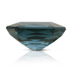Natural Blue Spinel Greenish Blue Color Octagonal Shape 10.94ct With GIA Report Unheated