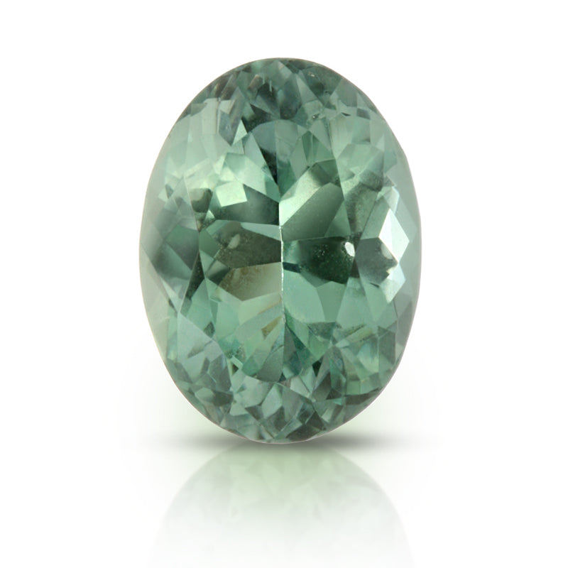 Load image into Gallery viewer, Natural Tanzanian Kornerupine Oval Shape 1.7 Carats