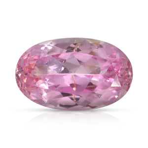 Cotton-candy. Pink Sapphire 3.33ct With GIA Report (Unheated)