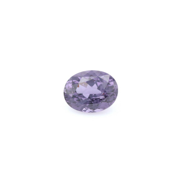 Natural Unheated Purple Spinel Oval Shape 8.80 Carats With GIA Report