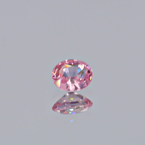 Natural Unheated Padpradsacha Sapphire 2.03 Carats With GIA Report