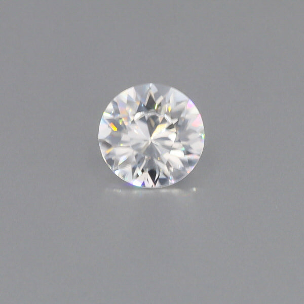 Natural White Zircon 5.03 Carats