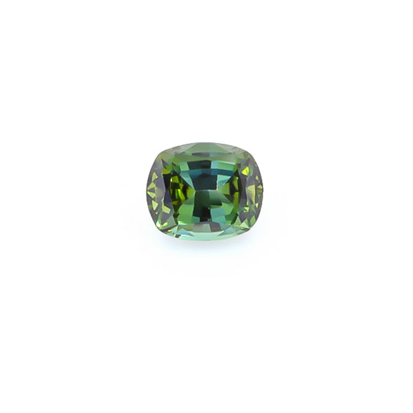 Natural Unheated Green Zoisite 7.30 Carats