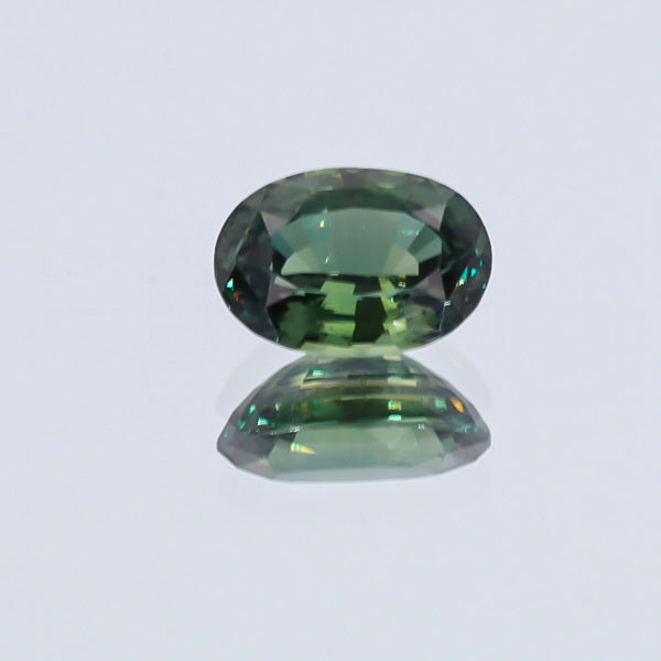 Natural Color Change Sapphire 8.97 Carats With GIA Report
