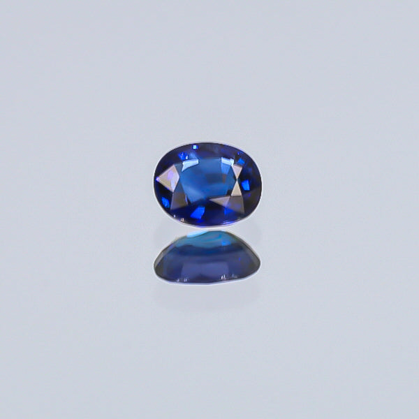 Natural Blue Sapphire 2.22 Carats With GIA Report