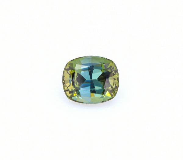 Natural Unheated Green Zoisite 4.35 Carats With AGL Report