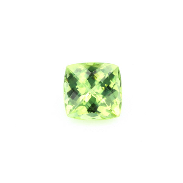 Natural Peridot Cushion Shape 5.21ct